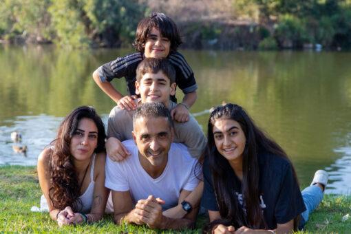 צילומי משפחה הראל